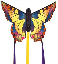 Invento Butterfly Kite Swallowtail Blue R