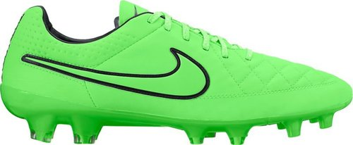 Nike Tiempo Legend V FG green strike/black/green strike