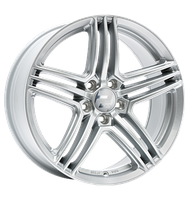 Wheelworld WH12 (9x20) arctic silber