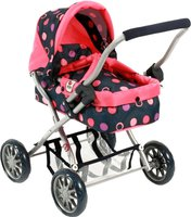 Bayer Chic Mini-Kuschelwagen Smarty - corallo