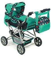 Bayer Chic Road Star Puppenwagen - menta