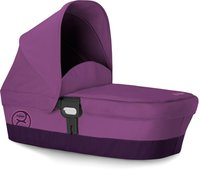 Cybex Kinderwagenaufsatz M grape juice