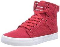 Supra Footwear Skytop D red/white