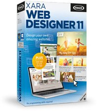 Magix Web Designer 11 Vollversion