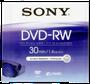 Sony DVD-RW Mini 1,4GB 30min 2x 1er Jewelcase (DMW30AJ)