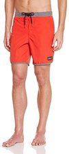 O'Neill Naval Shorts molten red