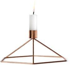 Menu POV Table metallic - copper
