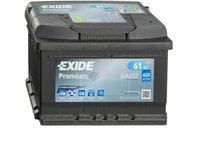 Exide Premium EA612 12V 61 Ah