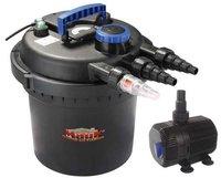Mauk Druckfilter-Set inkl. 11 Watt UV-C-Klärer