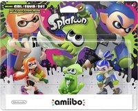 Nintendo amiibo: Splatoon Collection - Splatoon Triple Pack