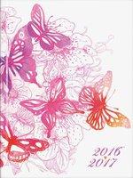 Brunnen Schülerkalender Schmetterling 2015/16