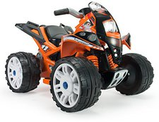 Injusa Quad The Beast 6V
