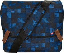 4You Legend Messenger Bag Squares Blue (1929)