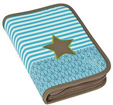 Lässig 4Kids School Pencil Case Big starlight olive