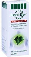 Schaper & Brümmer Esberi-Efeu Hustensaft (50 ml)