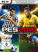 Pro Evolution Soccer 2016: Day One Edition (PC)