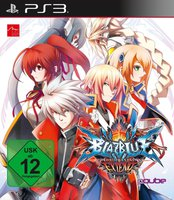 BlazBlue: Chrono Phantasma - Extend (PS3)