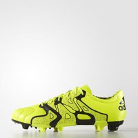 Adidas X15.2 FG/AG Leather solar yellow/solar yellow/core black