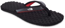 The North Face Women Base Camp Mini Flip Flop black/tnf red