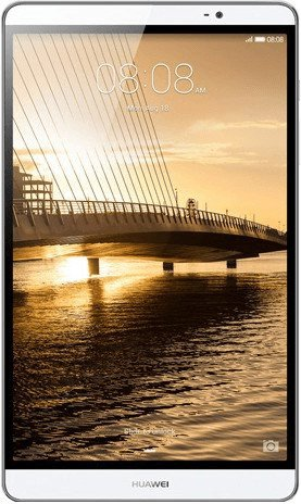 Huawei MediaPad M2 8.0 16GB WiFi silber