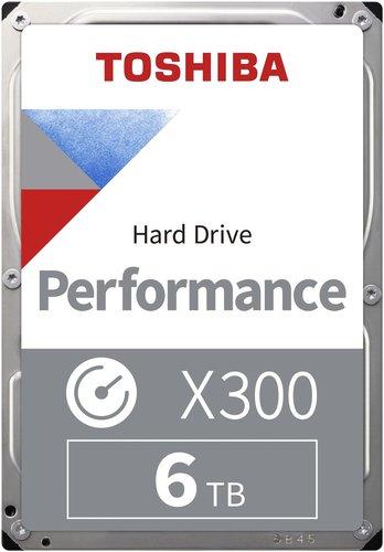 Toshiba X300 6TB (HDWE160EZSTA)