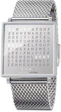 Qlocktwo W Deutsch Fine Steel