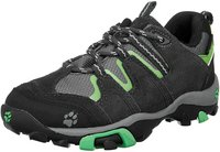 Jack Wolfskin Boys Mnt Attack Low Texapore elemental green