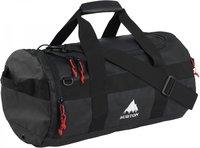 Burton Backhill Duffel Bag Small 40L true black tarp