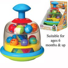 Funtime Toys Kreisel Spinning Popping Pals (5004)
