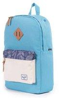 Herschel Heritage Mid-Volume Backpack shallow sea/natural/kingston