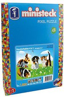 Ministeck Haustierbabies 4in1