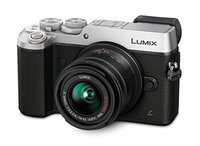 Panasonic Lumix DMC-GX8 Kit 14-42 mm silber