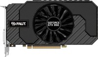 Palit / XpertVision GeForce GTX 950 StormX 2048MB GDDR5