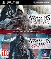 Assassin's Creed 4: Black Flag + Assassin's Creed: Rogue (PS3)