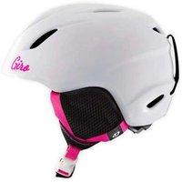Giro Launch white hearts