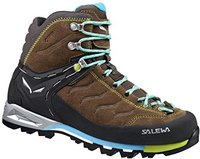 Salewa MTN Trainer GTX Mid Women tarmac/swing green