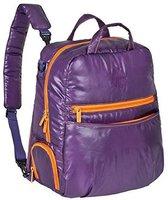 Lässig Backpack Glam Contrast purple/orange