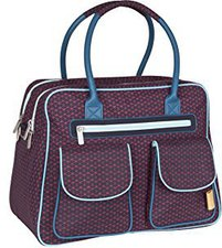 Lässig Casual Shoulder Bag Diamond Navy