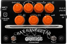 Orange Bax Bangeetar