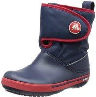 Crocs Kids Crocband II.5 Gust Boot navy/red