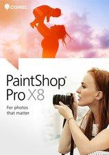 Corel PaintShop Pro X8 (DE) (Box)