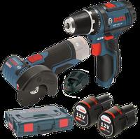 Bosch GSR 10,8 2-Li + GST V-Li