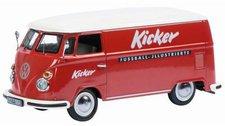 "Schuco VW T1  ""Kicker-Sportmagazin "" Kastenwagen"