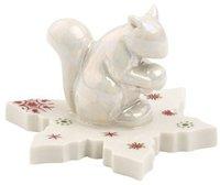 Villeroy & Boch NewModern Christmas Eichhörnchen auf Schneestern (1486415459)