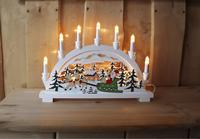 Best Season Santa im Schlitten (270-59)