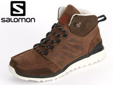 Salomon Utility brown/bison/light grey