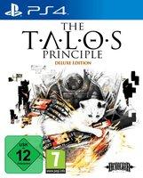 The Talos Principle: Deluxe Edition (PS4)