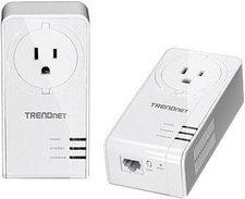 Trendnet Powerline 1200 AV2 Starter Kit mit Steckdose