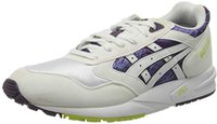 Asics Gel Saga white/purple/lime
