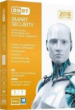 ESET Smart Security 2016 (1 User) (1 Jahr) (DE) (Win) (Mini-Box)